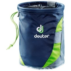 Gravity Chalk Bag I L navy-granite